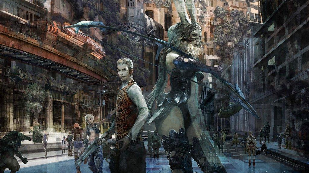 final fantasy xii the zodiac age defeating adrammelech