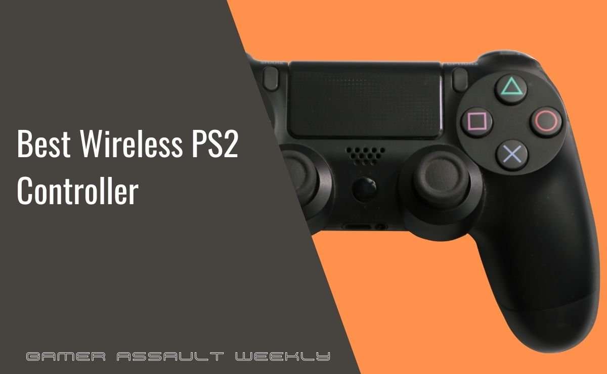 wireless playstation 2 controllers
