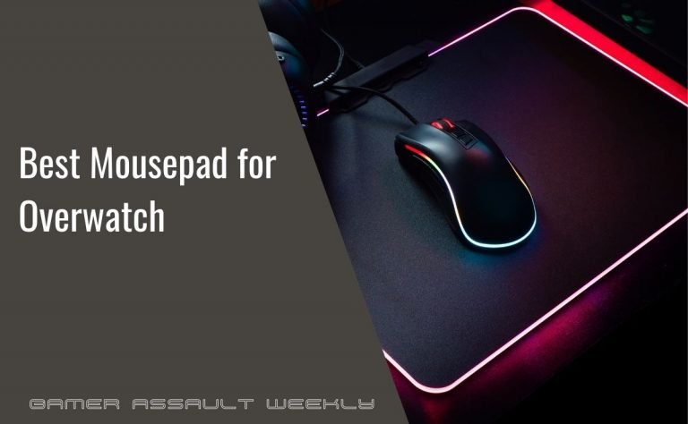 mousepad for overwatch review